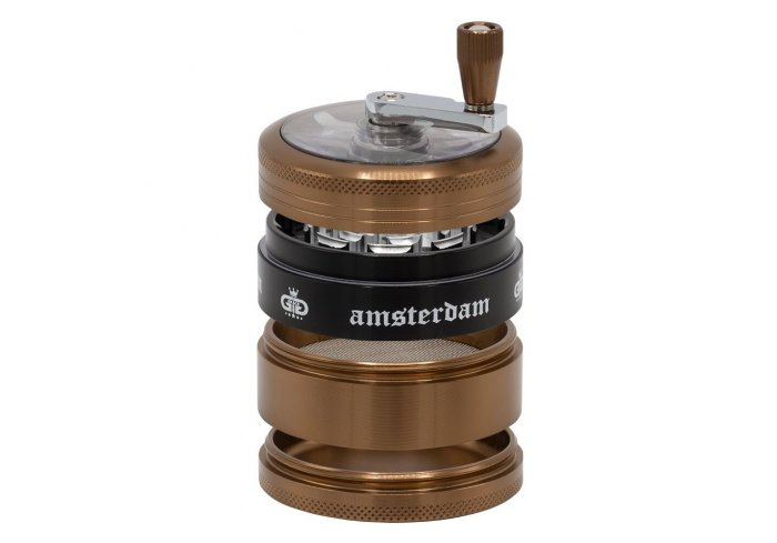 BTE 4PART 63MM GOLDEN AMSTERDAM