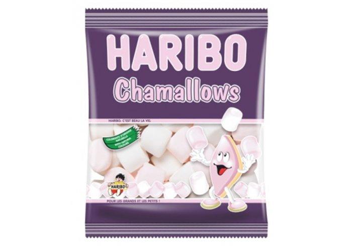 C. 30 SACH. 100GR HARIBO CHAMALLOWS