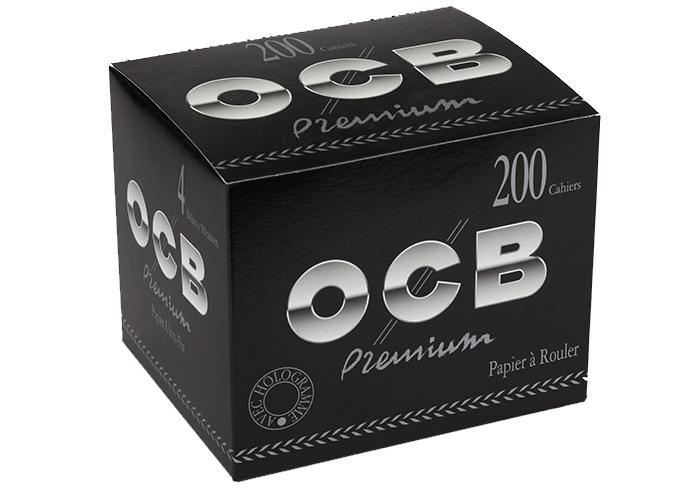 B.200 CAHIERS COURT OCB DOUBLE PREMIUM