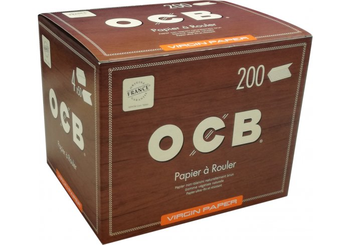 B.200 CAHIERS COURT OCB DOUBLE VIRGIN