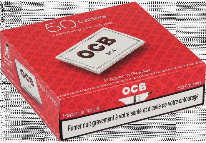 B.50 CAHIERS COURTS OCB N°4