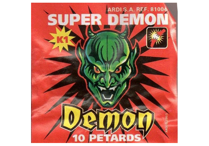 B. 100x10 PET. SUPERDEMON