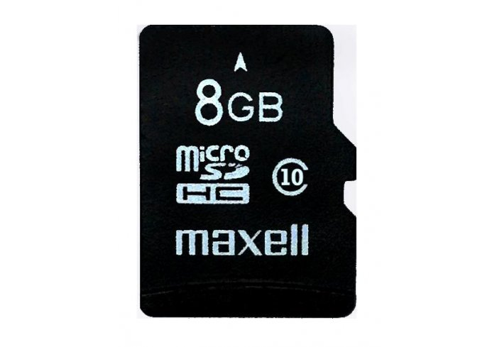 C. MEMOIRE MICROSD 8GB CLASS4