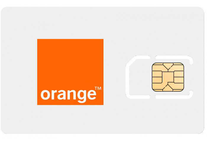 KIT SIM ORANGE
