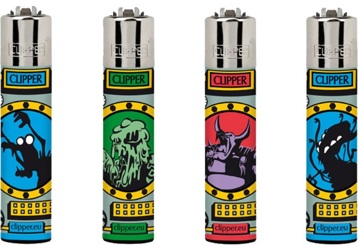 B.48 CLIPPER LARGE MONSTER 5