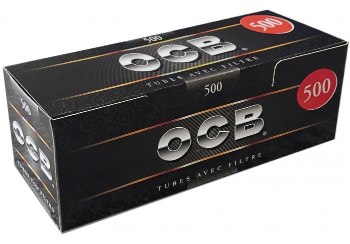 C.20 ETUIS 500 TUBES OCB