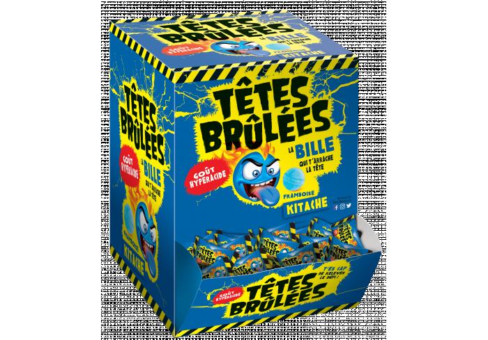 B. 300 TETES BRULEES KITACHE