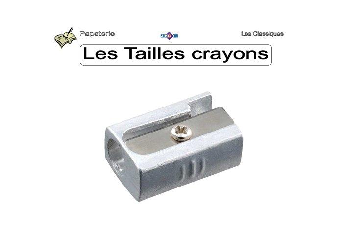 B.20 TAILLE CRAYON 1 TROU