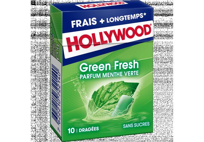 B.20 ET 10D HOLLY S/S GREEN FR