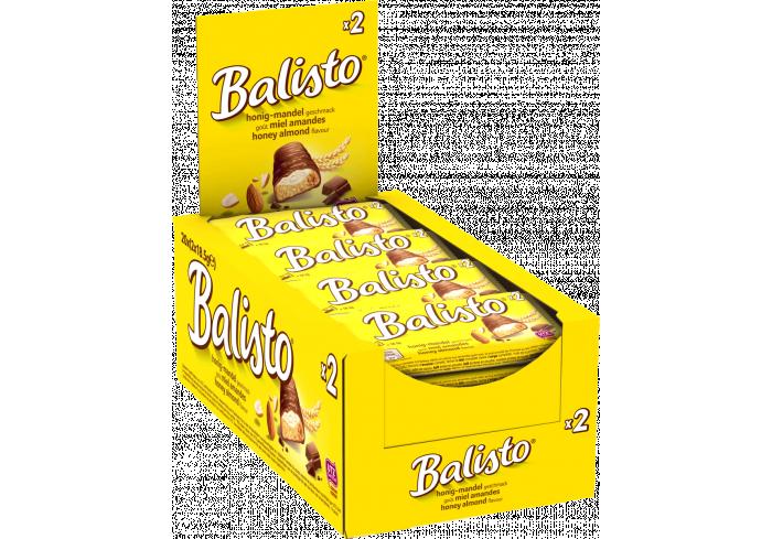 B. 20 BALISTO AMANDES MIEL