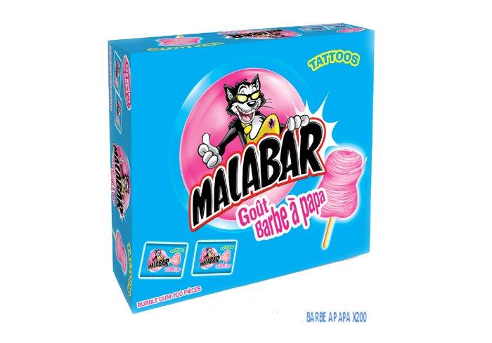 B. 200 MALABAR BARBE A PAPA