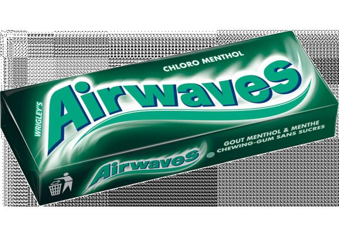 B. 30 ET. AIRWAVES CHLORO MENTHOL