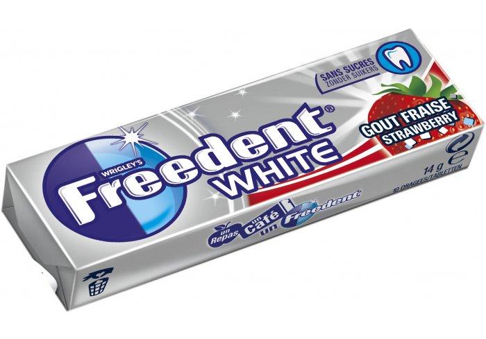 B.30 ET 10D FREEDENT WHITE FRAISE