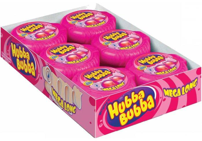 BOITE 12 HUBBA BUBBA FRUIT