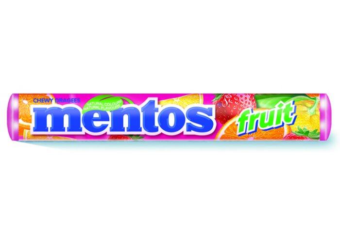 B. 40 RLX MENTOS FRUITS