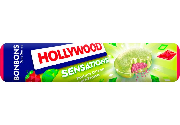 B.12 HOLLYWOOD SENSATION CITRON VERT / FRAISE