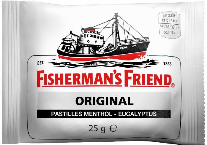 B. 24 ETUIS FISHERMAN'S BLANC
