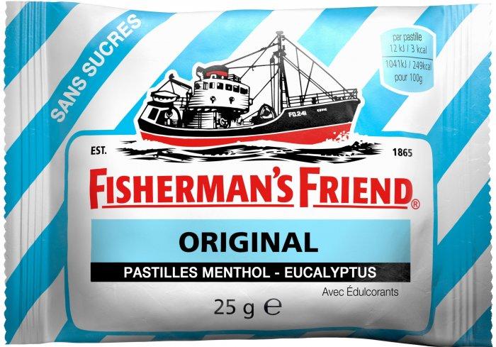 B. 24 ETUIS FISHERMAN'S BLEU