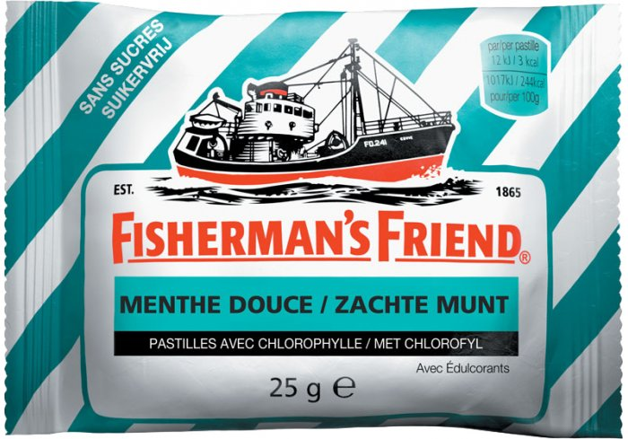B. 24 ET FISHERMAN'S MENTHE DOUCE
