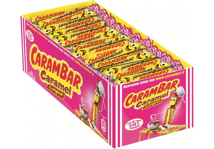 B.200 CARAMBARS CARAMEL