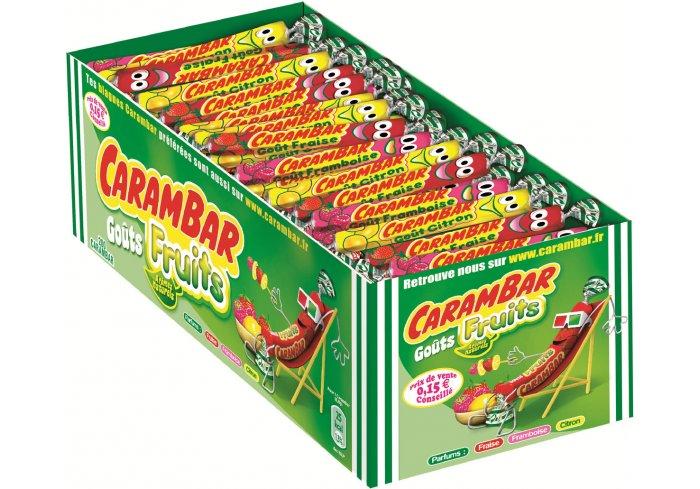B.200 CARAMBARS FRUITS