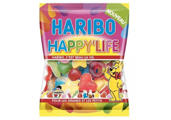C. 30 MINI SACHET HAPPY LIFE