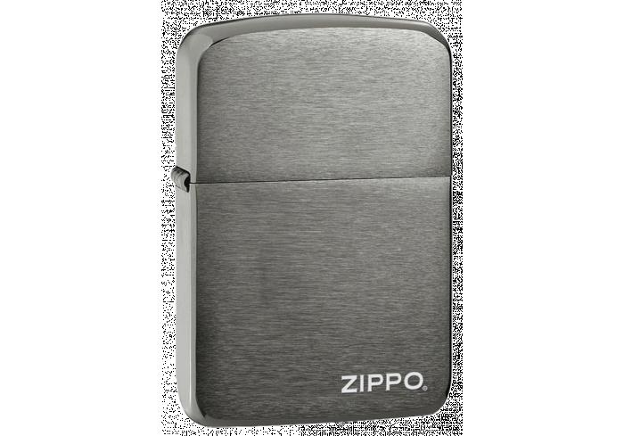 ZIPPO BLACK ICE 24485