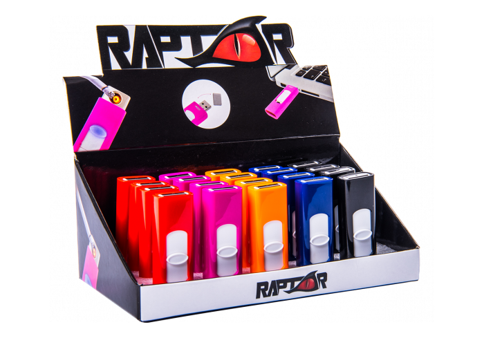 PR.20 BRIQUET RAPTOR USB TRENDY