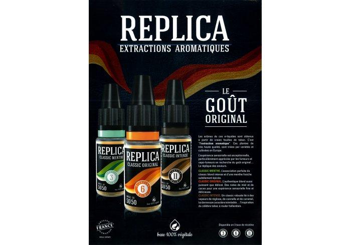 AFFICHE A4 REPLICA