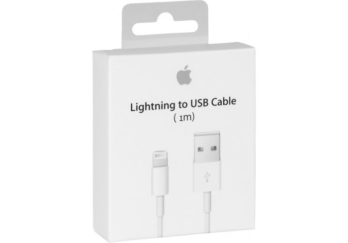 CABLE LIGHTNING OFFICIEL APPLE 1M