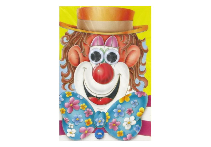 P.6 ENFANT CLOWN