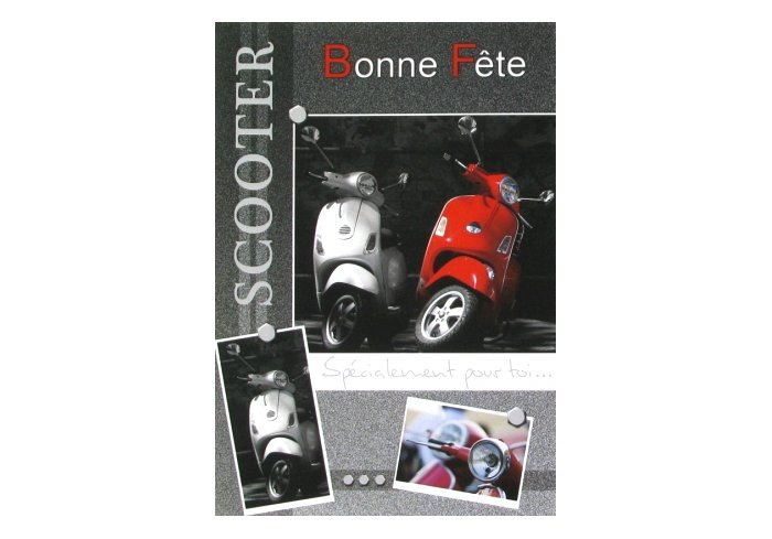 P.6 FETE SCOOTER
