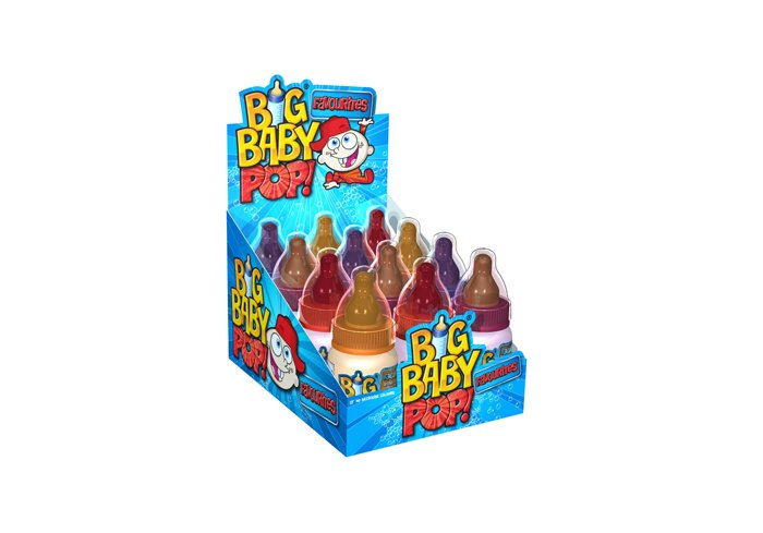 B.12 BIG BABY POP FAVOURITE