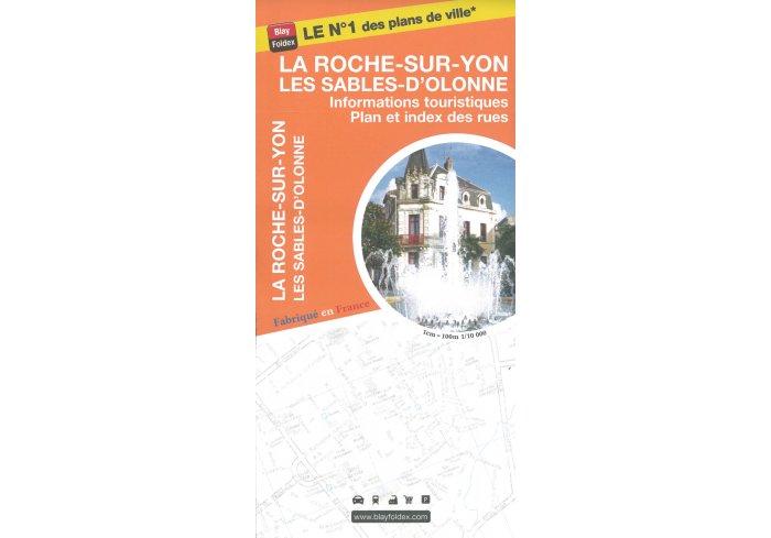 PLAN BLAY FOLDEX LA ROCHE-SUR-YON