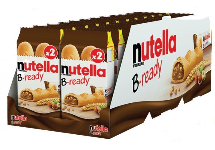 B.24 ETUIS DE 2 NUTELLA B-READY