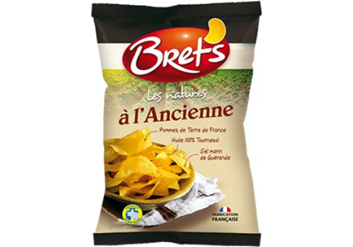C. 32 CHIPS BRETS 25G A L'ANCIENNE
