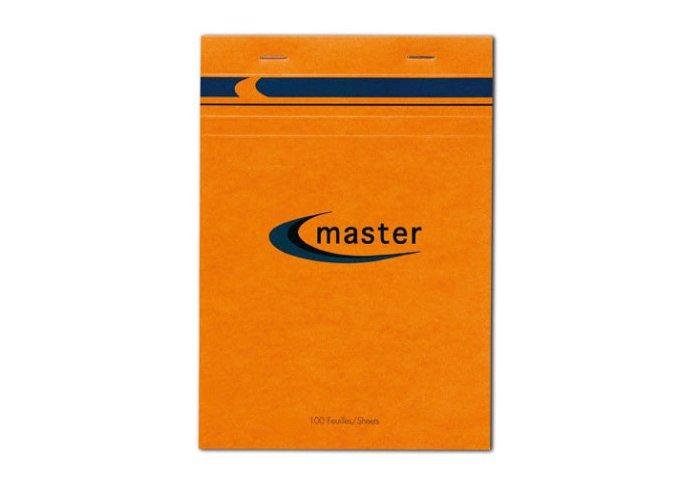 P.10 BLOC MASTER A6