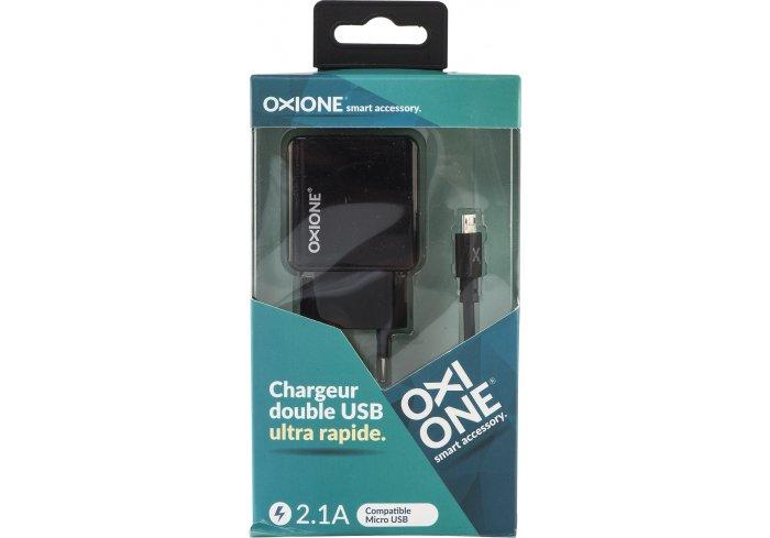 CHARGEUR SECTEUR+ CÂBLE MICRO-USB