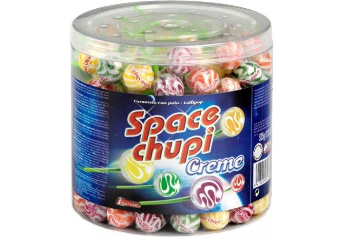 TUBO 150 SPACE CHUPI CREME