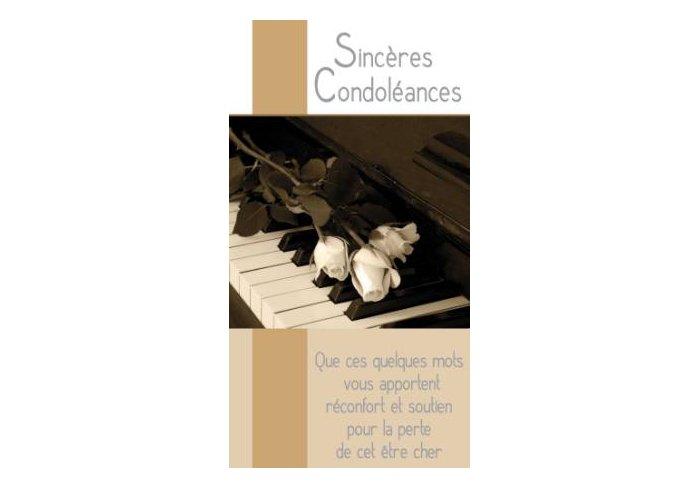 CONDO PIANO & FLEURS