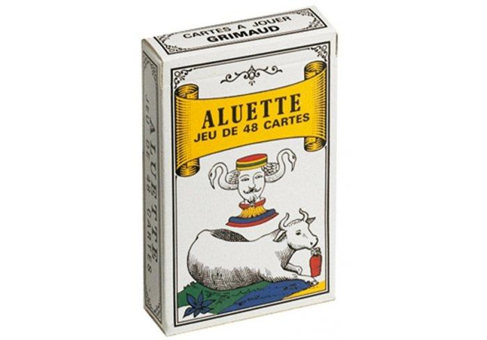 B. 48 CARTES DUCALE ALUETTE