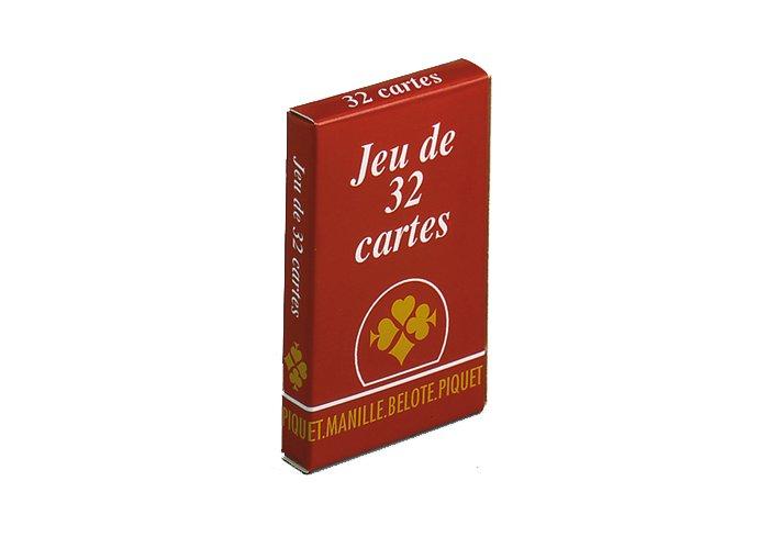 B.24 JEUX 32 CARTES GAULOISE