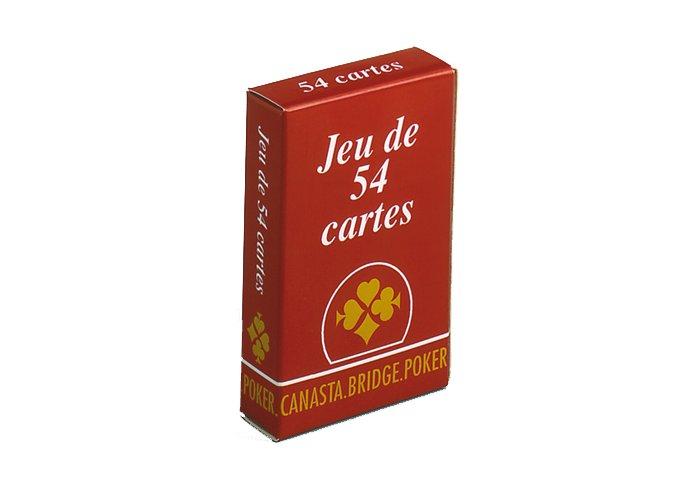 B.24 JEUX 54 CARTES GAULOISES