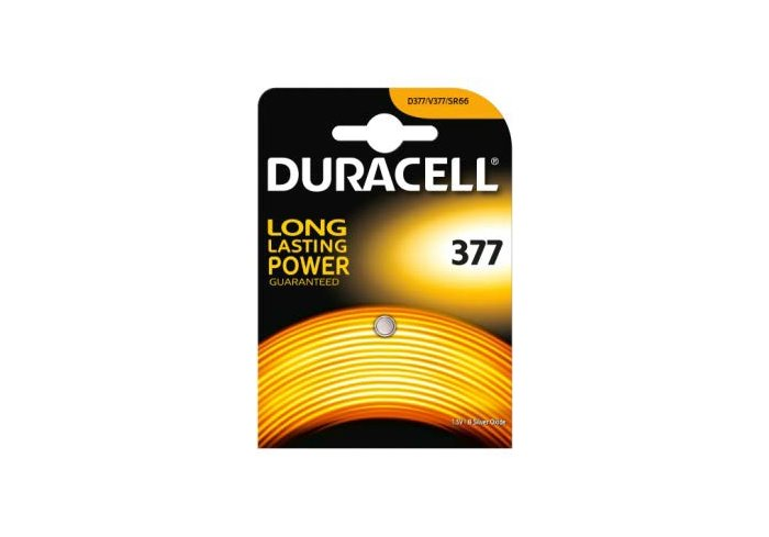 BL. PILE DURACELL 377