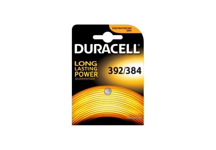 BL. PILE DURACELL 392