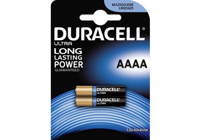 BL. PILE DURACELL AAAA