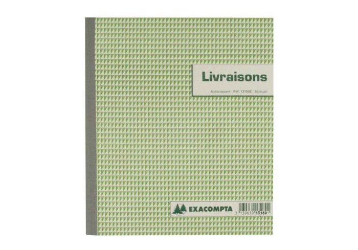 BON LIVRAISONS 21X18 TRIPLI