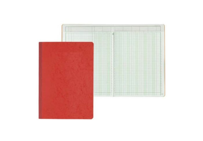 PIQ.80P.JOURNAL CAISSE 27X32 PARES.