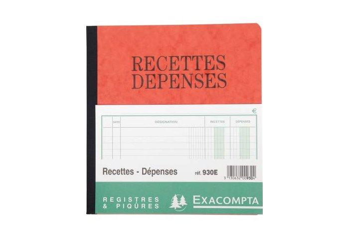 PIQ.80P.21X19XRECETTES/DEPENSES