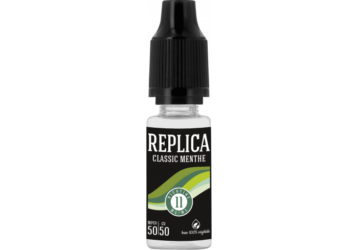 3x10ml REPLICA MENTHE 11MG